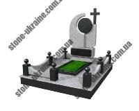 Памятник 3D № 5 21